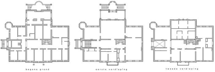 Schloss preetz te Duitsland