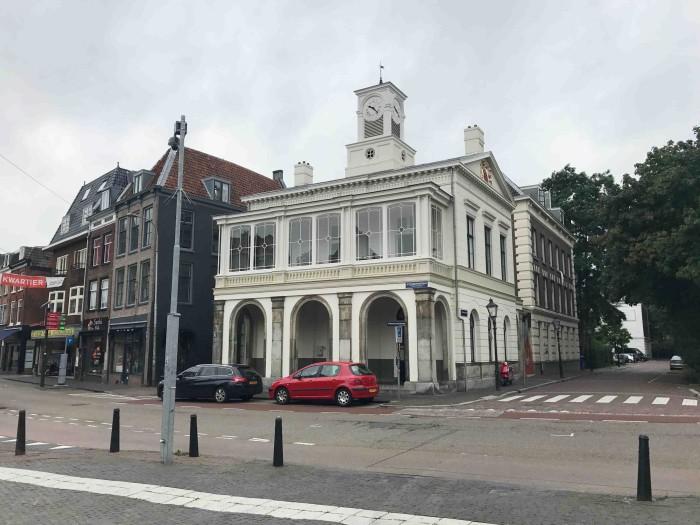 Wittevrouwenstraat te Utrecht
