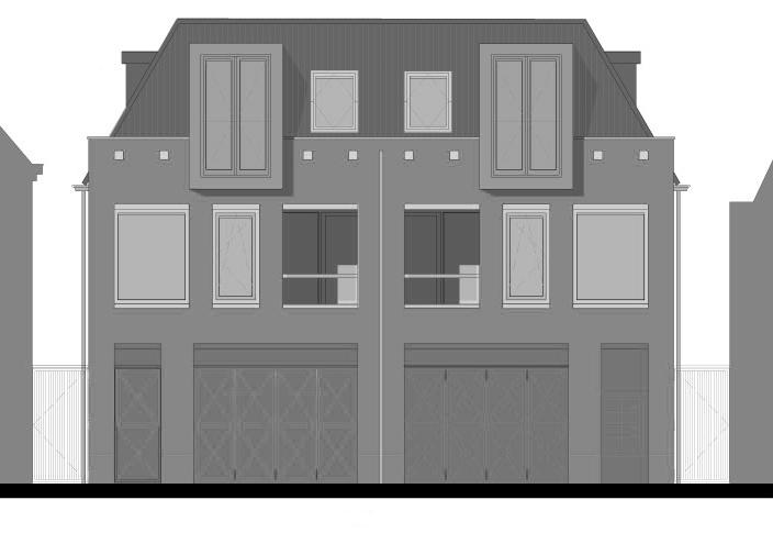 Spanjaardstraat te Alkmaar