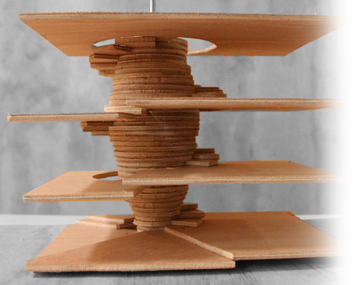 maquette trap