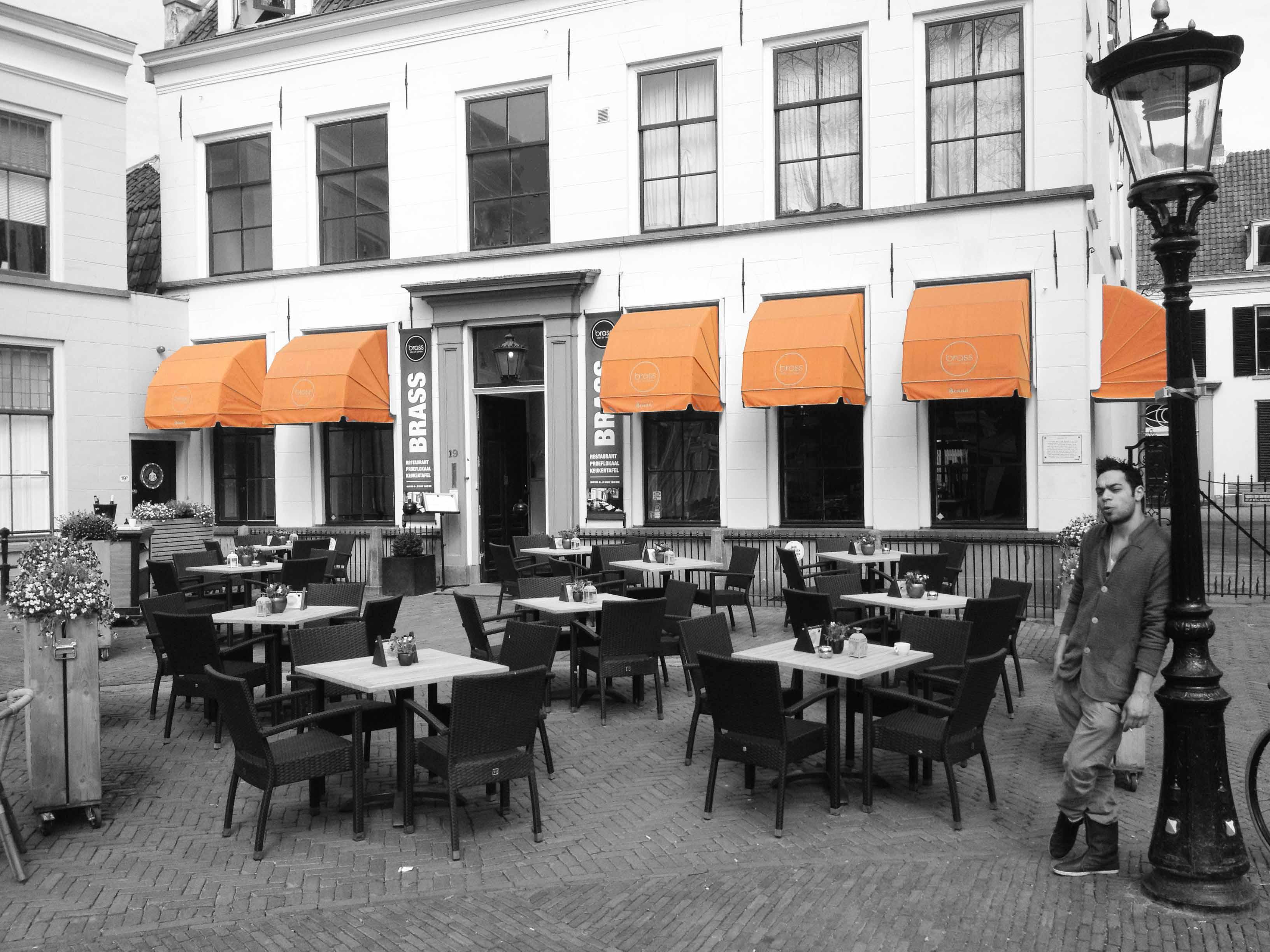 Janskerkhof te Utrecht