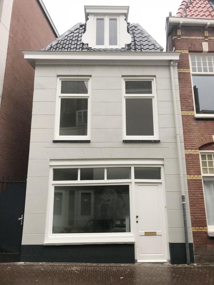 Lange Jufferstraat te Utrecht